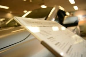 Auto Insurance Considerations When Buying a New Car